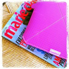 iPad Sleeve Pink  EVA rubber material for iPad 2 and iPad 3 by Bookase, $50.00