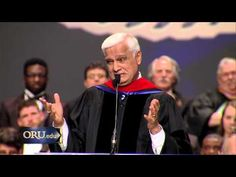 2015 Commencement Address by Ravi Zacharias AT ORAL ROBERTS UNIVERSITY (32.24 min)