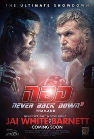 Sinopsis Film Never Back Down: No Surrender 2016: Film ini berawal dari kisah setelah peristiwa Never Back Down 2, dimana mantan juara Mixed Martial Arts (MMA) Case Walker akan kembali ke arena untuk menjadi juara sekali lagi.