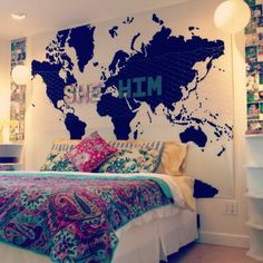 Atlas Tapestry - Urban Outfitters