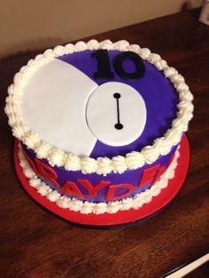 Baymax cake!