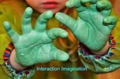 Interaction Imagination: Hands on learning...