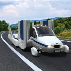 Flying cars exist. You just need a pilot's license to buy one.