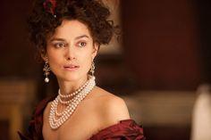 Keira Knightley as Anna in #AnnaKarenina