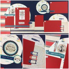 Carta Bella Yacht Club Best site for page layout kits ever! And they have auto ship clubs! Check it out! www.scrapbookstation.com