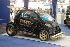 #SmartCar #dragster Smart Car Body Kits, Smart Fortwo, Mercedes Car, Street Racing, Street Smart, Automotive Design, Race Cars, Automobile, Monster Trucks