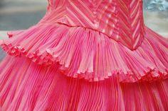 Wicked Glinda Pink Dress | photo Broadway Costumes, Wicked Costumes, Theatre Costumes, Great Comet Of 1812, The Great Comet, Wicked Musical, Musical Theatre, Elphaba And Glinda, Meet The Robinson