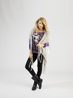 AW13-14 Plus Size Fashion, Kimono Top, Punk, Womens Fashion, Collection, Tops, Style, Swag, Women's Fashion
