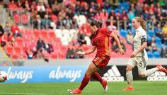 La selección sub 17 logra una goleada de escándalo ante Montenegro: 22-0