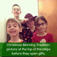 Share the Season: Creating Family Traditions