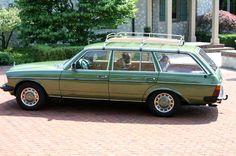 1980 Mercedes Benz 300 td wagon