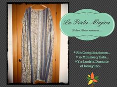 La Porta Magica - Go to fashion sewing your own clothes. Blog easy sewing.