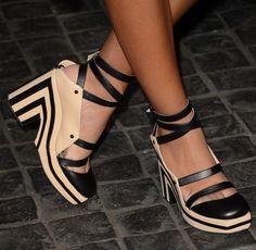 Solange Knowles #shoes