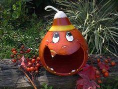 cute pumpkin gourd ;) by kelly.meli