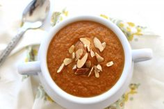 Roasted Apple & Butternut Squash Soup