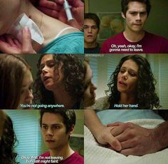 SHE KNEW LIAM AND SCOTT COULD HAVE TOOK AWAY HER PAIN BUT NO SHE MADE ANOTHER STYDIA SCENE HAPPEN