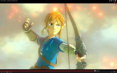 Zelda Wii U - has Nintendo turned Link into a she? Or perhaps you play as Zelda?