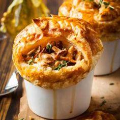 Classy Rotisserie Chicken Pot Pie