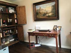 Supply Room, Organizing, Organization, Mudroom, Storage Spaces, Design Projects, Laundry Room, Corner Desk, Furniture