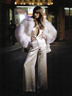 Abbey Lee Kershaw by Yelena Yemchuk for Vogue Italia, November 2009