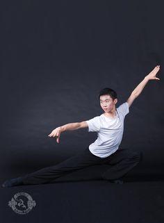 Nothing but class.        Tony Xue, Shen Yun Principal Dancer