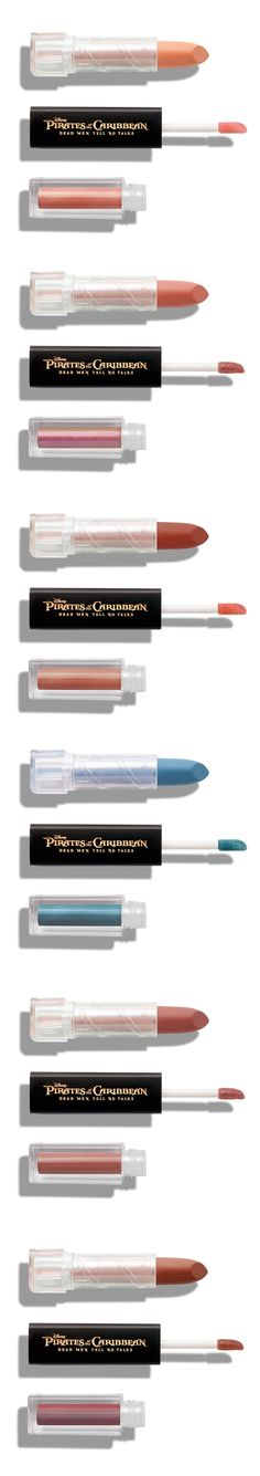 Lorac Pirates of the Caribbean Dual-Ended Lip $26 – Musings of a Muse