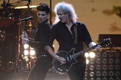 Queen's Brian May says Adam Lambert can reach higher notes than Freddie Mercury ever could
