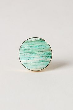 Callisto Knob #anthropologie  Fabulous with GEOS Recycled Glass in Juneau