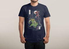 FEUDAL SPIDER WARRIOR UKIYO T-Shirt - Spider-Man T-Shirt