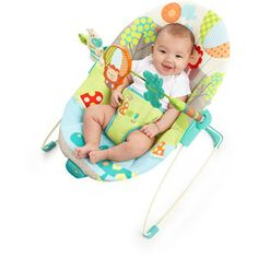 Bright Starts Up Up Away Bouncer Available At Walmart Baby Bouncerbouncersat
