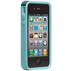 Case-mate Pop! Case w/ Stand for iPhone 4 & iPhone 4S, Navy Blue/Aqua- would the stand piece break?  $39.95