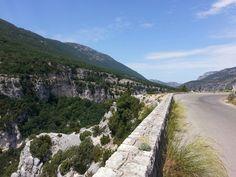 Route des Crêtes, Gorges du Verdon, France
