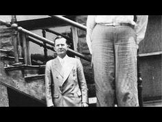 Amazing Planet video about Robert Wadlow, the world's tallest person.