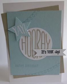 Scrap & Cards: Bloghop Nieuwe catalogus Stampin'Up