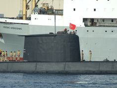 Karavanas The Blog: H Τουρκία ξεκίνησε ναυπήγηση των υ/β Type 214 «Pir...