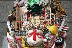 ビッグ熊手に東京オリンピック・パラリンピック招致祈願! - Tokyo 2016 - 東京オリンピック・パラリンピック招致委員会 日本だから、できる。あたらしいオリンピック!
