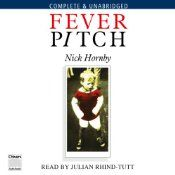 Fever Pitch is the bitter-sweet autobiography which vividly accounts the elation and utter despair of a love affair with a particular football team. A phenomenal bestseller and William Hill Sports Book of the Year, this captures the truth and absurdities of the obsessed Arsenal fan's mind, and whether you are interested in football or not, this is a sophisticated study of masculinity, class, identity, growing up, loyalty, depression - and joy.