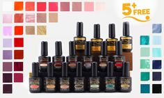 Healthy Nails, Professional Nails, Uv Led, Natural Nails, Seaweed, Cleanser, Gel Nails, Alcohol, Collection