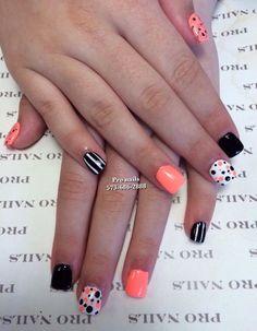 Summer nails idea
