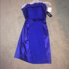 David's bridle tight purple dress David's bridle tight purple dress 📛NO TRADES📛 David's Bridal Dresses