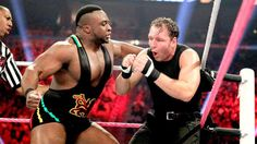 Hell in a Cell 2013: Big E. Langston vs Dean Ambrose - United States Championship Match