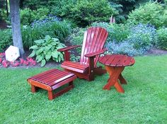 folding reclining adirondack chair. Black Bedroom Furniture Sets. Home Design Ideas