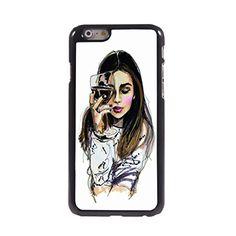 KARJECS iPhone 6 Plus Case Cover Lovely Girl Design LA Pattern Metal Hard Case Cover Skin for iPhone 6 Plus KARJECS http://www.amazon.com/dp/B01417CXEI/ref=cm_sw_r_pi_dp_8JS1vb1VRE2HQ