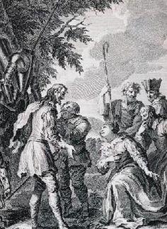 El Quijote y Sancho