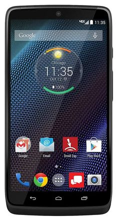 Motorola Droid Turbo - - Black Ballistic Nylon (Verizon) Smartphone for sale online Chicago, Verizon Wireless, Android Smartphone, Android 4, New Phones, Mobile Phones, Smart Phones, Quad, Cell Phone Accessories