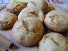 Biscotti Cuor di mela fatti in casa