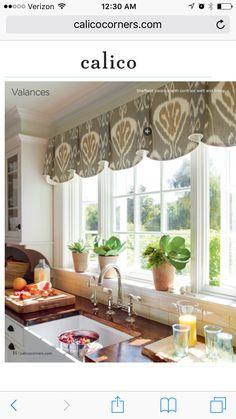 curtain ideas hang curtainswindow valancesvalance ideascurtain ideaskitchen - Kitchen Window Valance Ideas