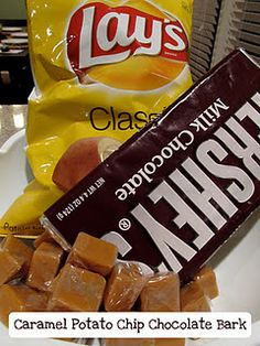 sounds weirdly yummy @Cynthia Jordan-Konowalik for your leftover halloween candy??