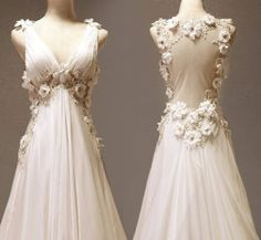 Una novia vintage y romántica