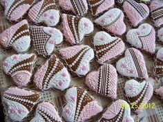 Valentine Cookies, Valentines Day, Order Cookies, Cookie Designs, Royal Icing, Gingerbread, Desserts, Christmas, Food